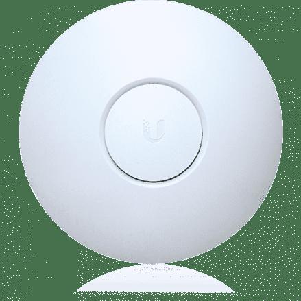 Точка доступа Ubiquiti UniFi AP (UAP) вид спереди