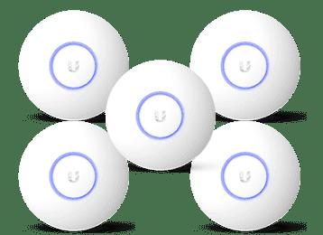 Точка доступа UniFi AC Lite AP 5 pack